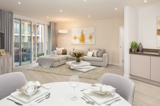 Plot 7, BH, Hendon Waterside, Hendon, London, Barratt London