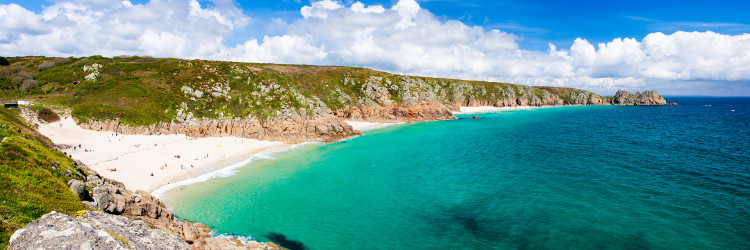 Porthcurno, West Cornwall
