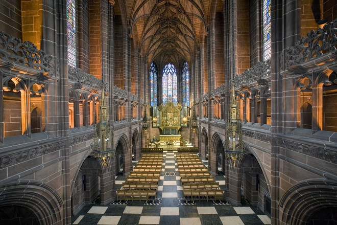 Liverpool Cathedral | 利物浦大教堂