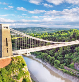 克里夫顿吊桥 Clifton Suspension Bridge