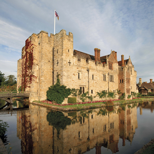 Hever Castle | 赫弗城堡