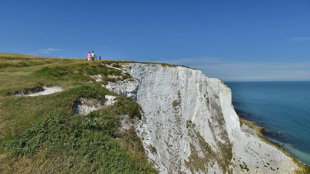 The White Cliffs of Dover | 多佛白崖