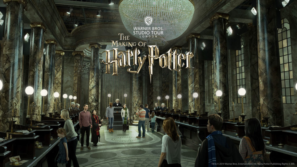 英国主题公园 Warner Bros Studio UK — The making of Harry Potter