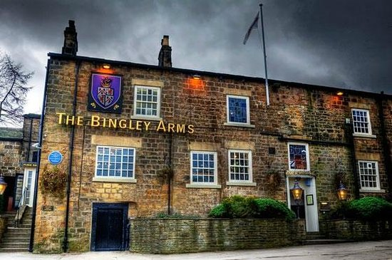 英国古老酒吧 英国酒吧 The Bingley Arms, Leeds, Yorkshire