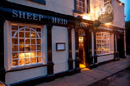 英国古老酒吧 英国酒吧 The Sheep Heid Inn, Duddingston, Scotland