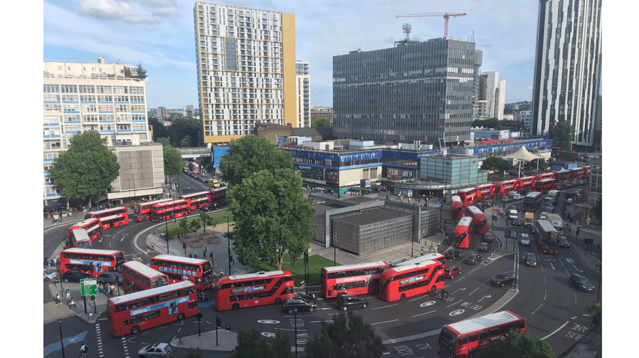 伦敦生活 大象城堡Elephant and Castle